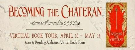 Becoming the Chateran by S J Aisling: Spotlight with Excerpt