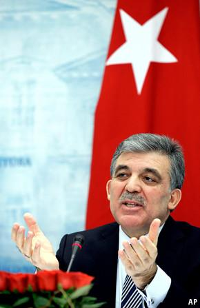 Turkey's presidency: Is Gul going or coming?