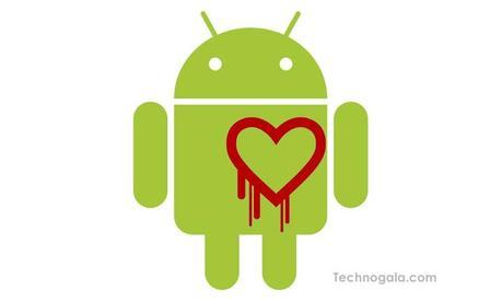 Is your android phone vulnerable to Heartbleed