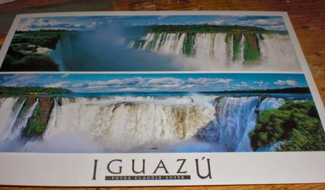 Ever been to  the IGUAZU FALLS?