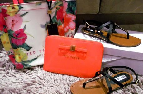 House of Fraser prize haul