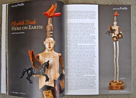 Interview in Art Doll Quarterly