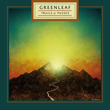 GREENLEAF: Swedish Stoner Rock Super Group To Release   Trails And Passes Via Small Stone Next Month; New Track Posted