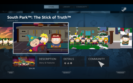 South Park on Steam