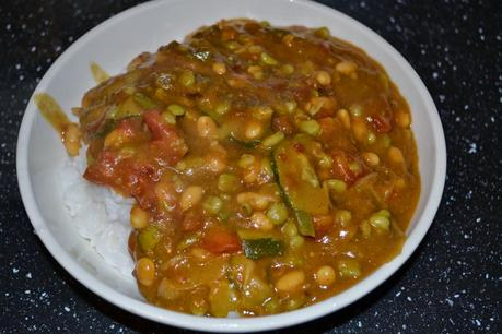 Slimming World Mushy Pea Curry