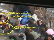 Woman Red: Proof Boston Bombing Crisis Actors