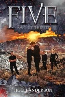 Five Out of the Pit by Holli Anderson: Spotlight