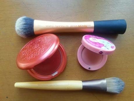How To Apply Cream Blusher