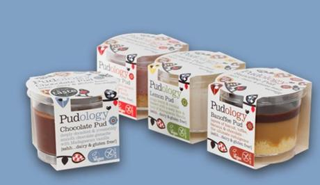 Pudology Vegan Puddings