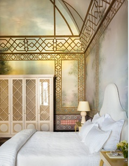 Weekend Eye Candy: Beautiful, Traditional Rooms