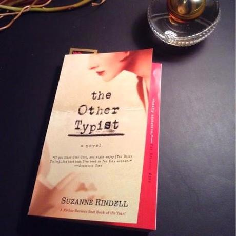 The Other Typist by Suzanne Rindell (Review and Give-Away)