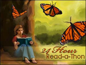 Readathon April 26 - Book Selection and Updates