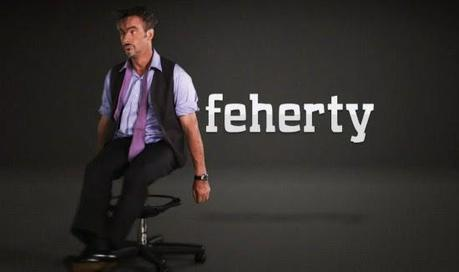 Emmy Award-Winning Journalist Charlie Rose Turns the Table on Golf's Resident Funny Man on Next Episode of Feherty