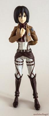 Figma Mikasa Ackerman Review Image 9