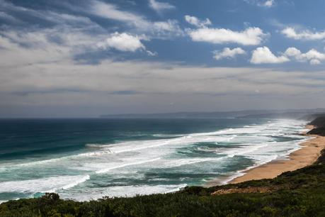 surf on station beach cape otway