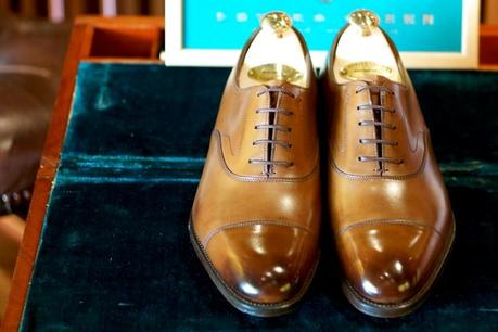 Double Monk Edward Green Malvern Brogues