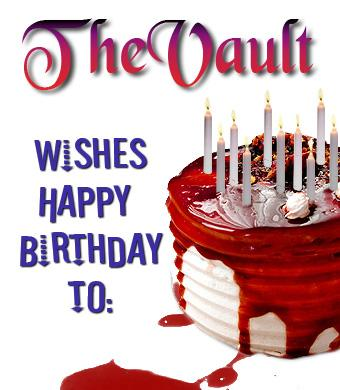 The Vault Wishes Suzuki Ingerslev A Happy Birthday!