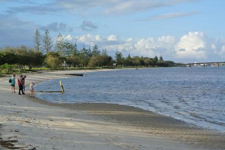 Gold Coat Budds Beach
