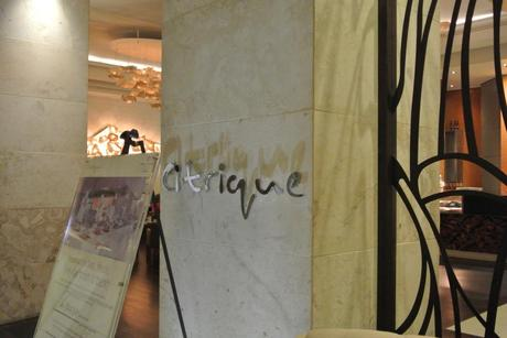 Gold Coast Citrique Restaurant Marriott Hotel