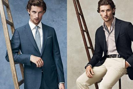 Dress Impeccably for work with Zengas A/W 2014 Collection