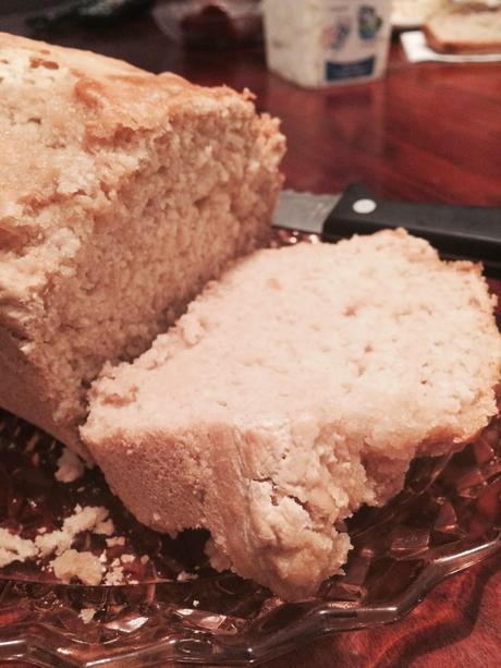 3-Ingredient Beer Bread for #SundaySupper