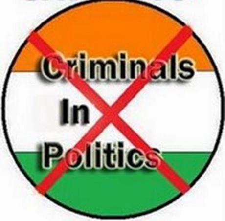 Criminals Not To Be Part Of 16th Lok Sabha
