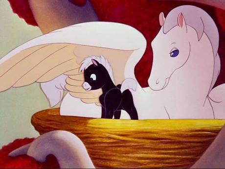 Pastoral 2 Pegasus and child