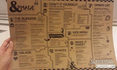 &made menu