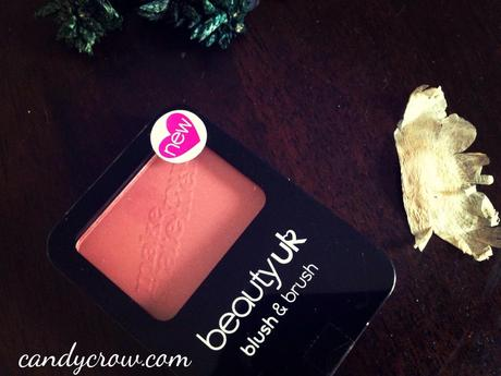 beauty uk blush April Fab Bag Review