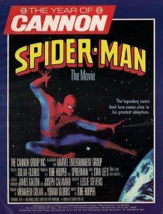 Canon Spider-Man
