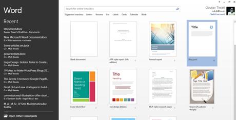Word 2013 1070x546 wordpress com wordpress windows tech blogging