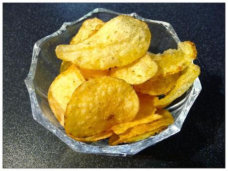 Kettle Chips - Sour Cream & Sweet Onion