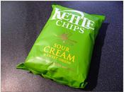 REVIEW! Kettle Chips Sour Cream Sweet Onion