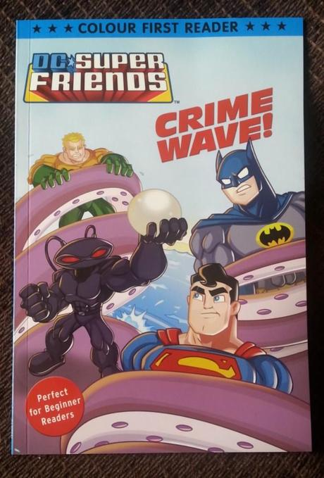 Super Books for a Super Hero!