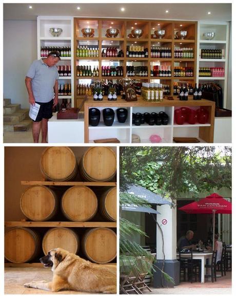 Van Loverens wine estate