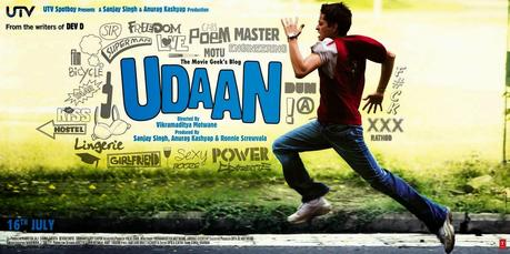Udaan [2010]: A great film by first time director Vikramaditya Motwane