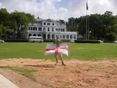 suriname paramaribo palace