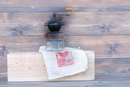 Back to Basics   Vintage Inspired Coffee Mill