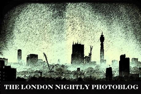 The Return of the London Nightly Photoblog 27:04:14