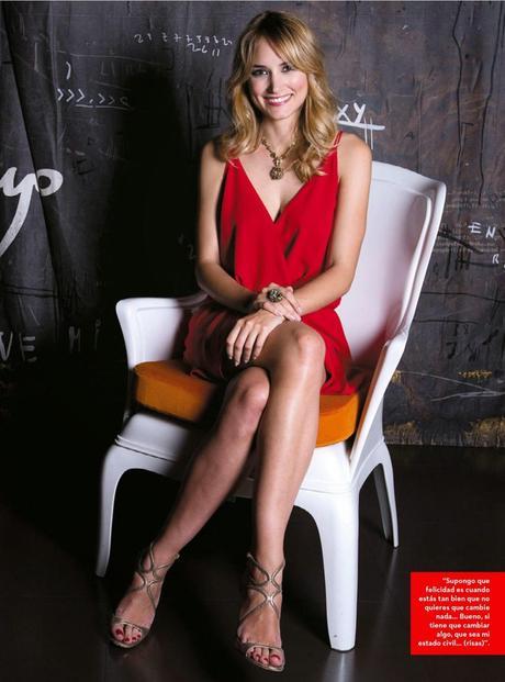 Alba Carrillo For Hoy Corazon Magazine, Spain, Abril 2014