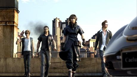 Final Fantasy 15 Uses Yebis 2 Engine for Real Time Computer and Optical Effects