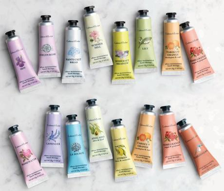 Crabtree Evelyn Ultra Moisturising Hand Therapy Collection Photos Details Review Paperblog