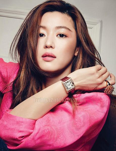 Jun Ji Hyun for Harper's Bazaar