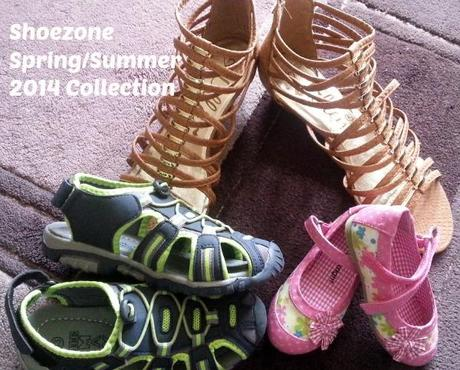 Getting ready for Summer with Shoe Zone