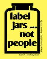 label jars not people