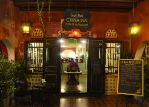China Inn Cafe and Restaurant, Phuket Old Town and Soi Romannee, Travel in Thailand