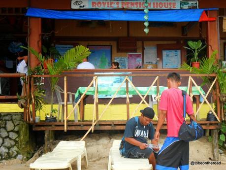 Beach Walk, El Nido, Philippines, Hotels, Pension Houses,