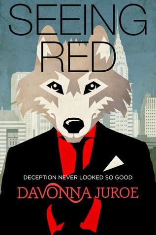 Say Hello to Davonna Juroe! The Story of Seeing Red and Scarlette