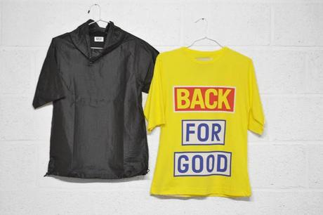 new in back t shirt pc high woven tee back for good weekday yellow slogan amsterdam mtwtfss black turtleneck top shopping fashion blogger turn it inside out belgium