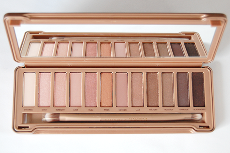 Review: Urban Decay Naked 3 Palette + EOTD